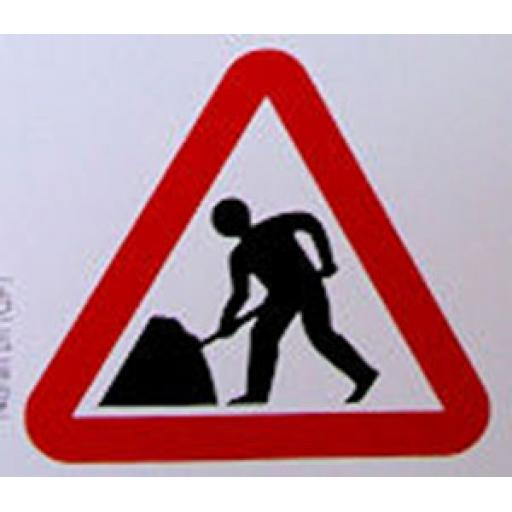 Class 1 Reflective Sign - Road Works