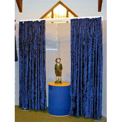 King Size Unveiling Curtain kit Hire