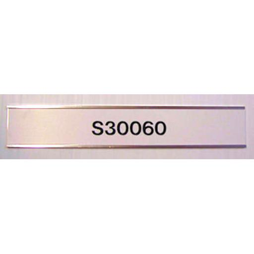 Slim Profile Changeable Message Sign - S30060